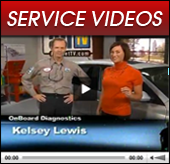 Click here to check out our Service Videos.