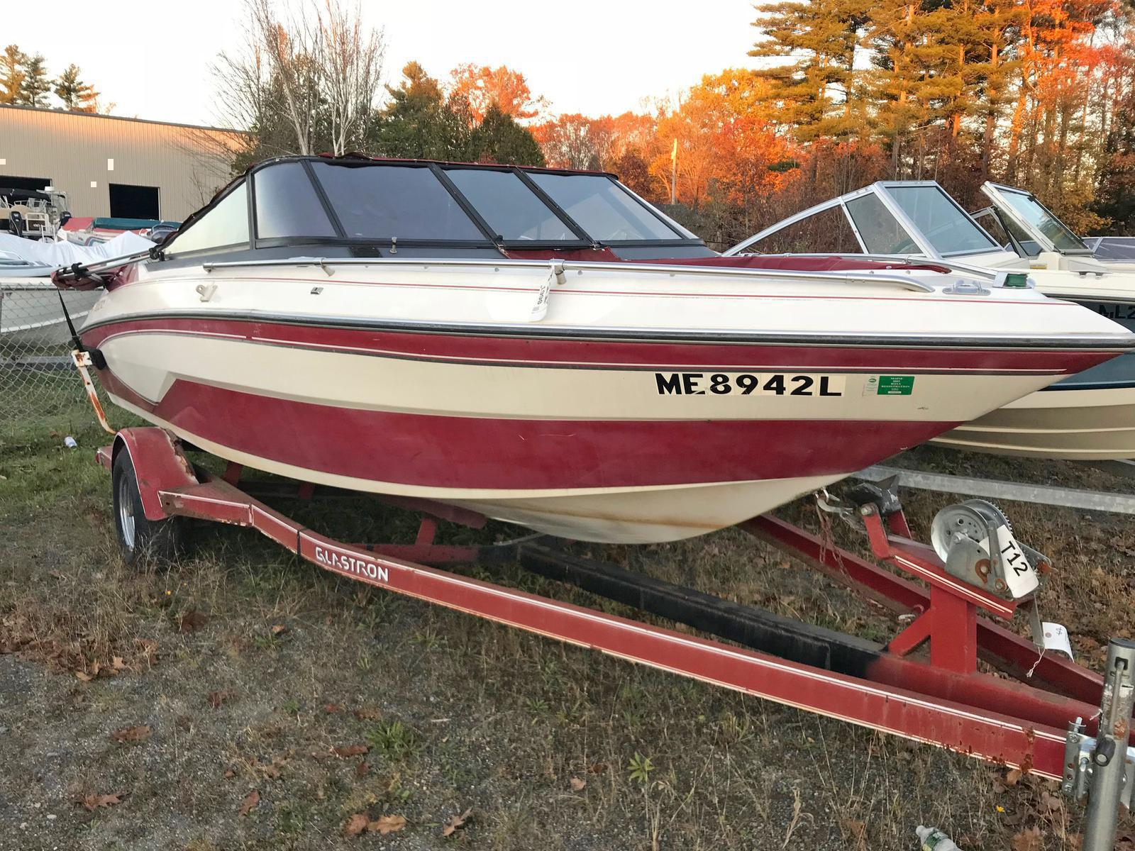 1990 Glastron BOW RIDER For Sale In Oakland ME Mid Maine Marine