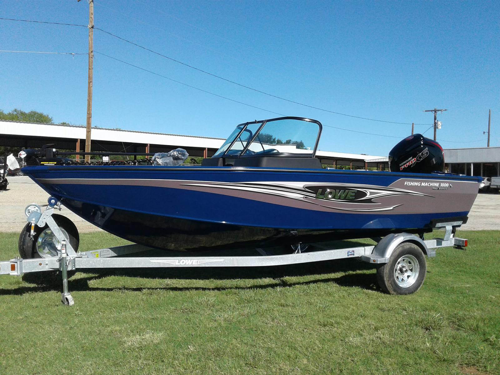 Boats from Lowe Breckenridge TX Breckenridge, TX (254) 559-2815