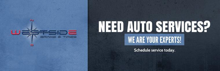 Need auto services? We are your experts! Click here to schedule your service today.