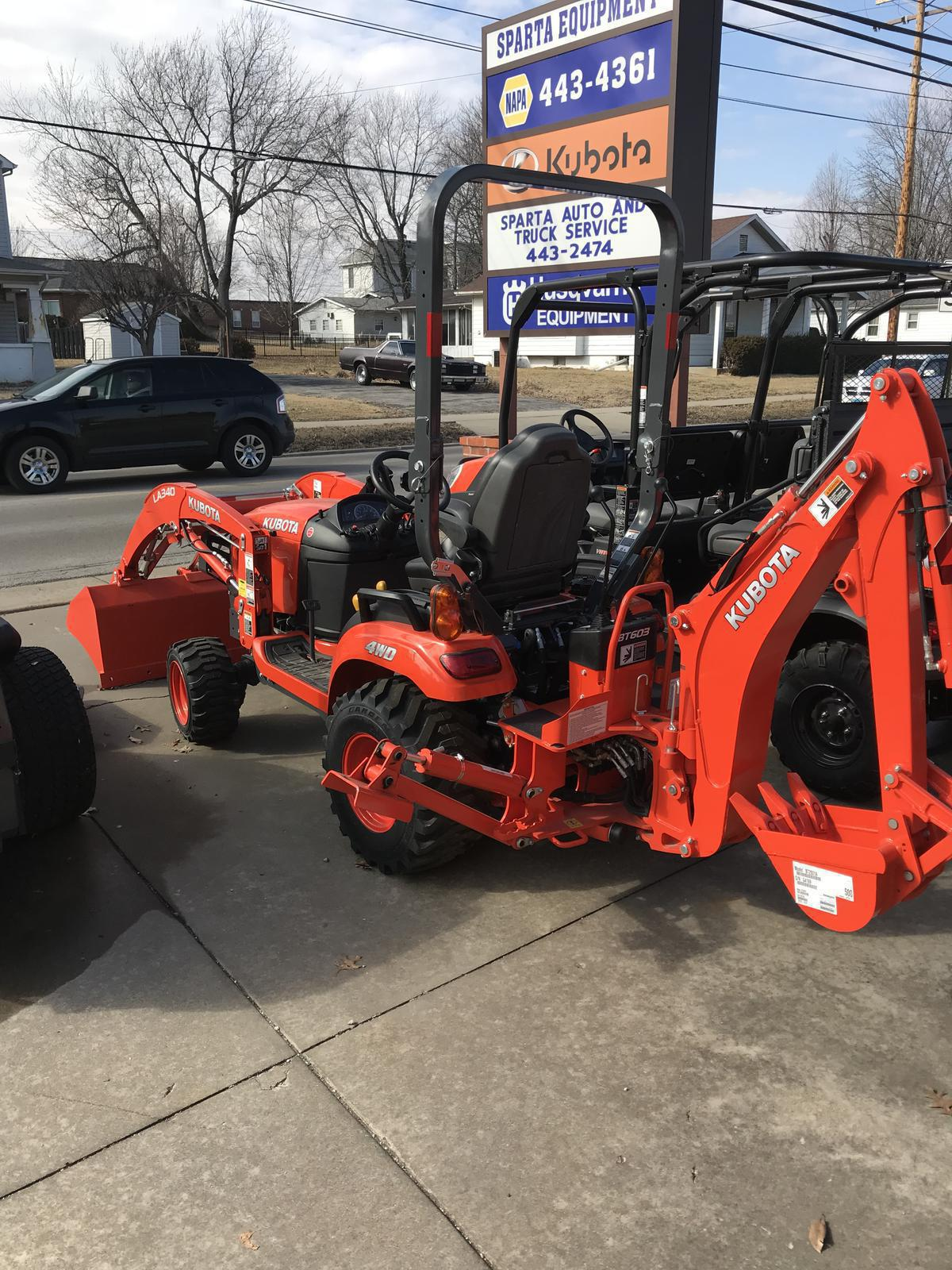 2019 Kubota BX23S for sale in Okawville, IL  Okawville