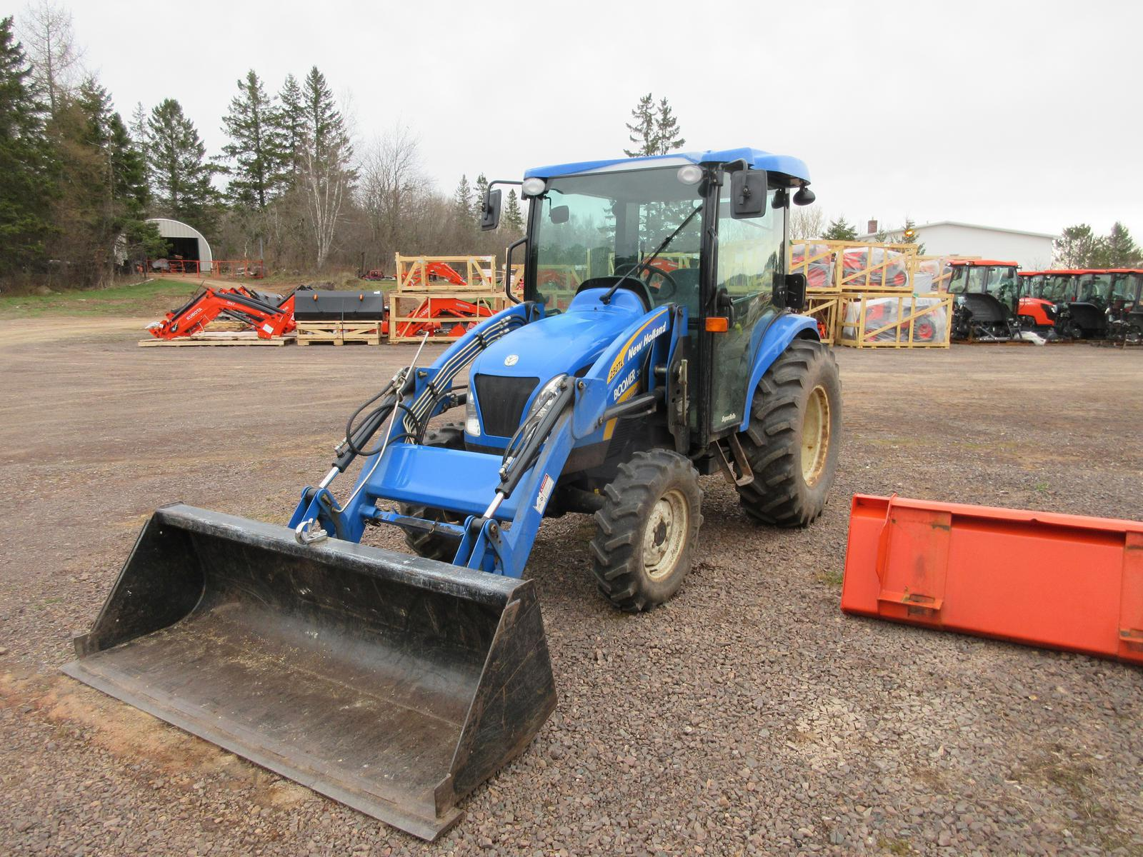 2008 New Holland Agriculture Boomer 3040/T2310 for sale in