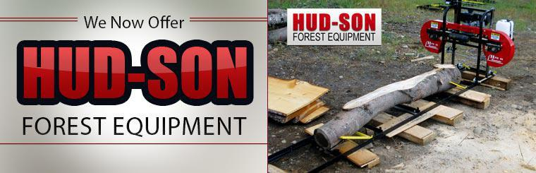 We now offer Hud-Son Forest Equipment! Contact us for details.