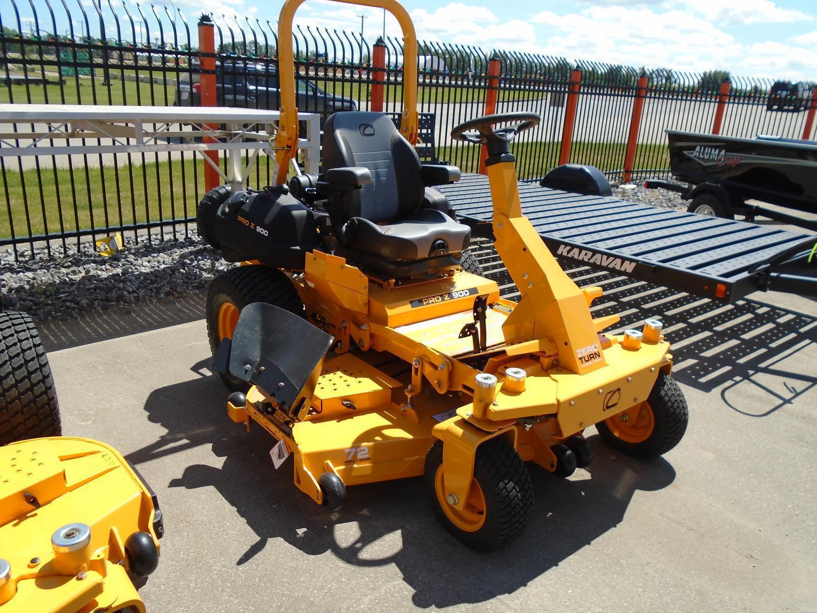 Inventory from Cub Cadet Westlock Powersports & Marine, Inc