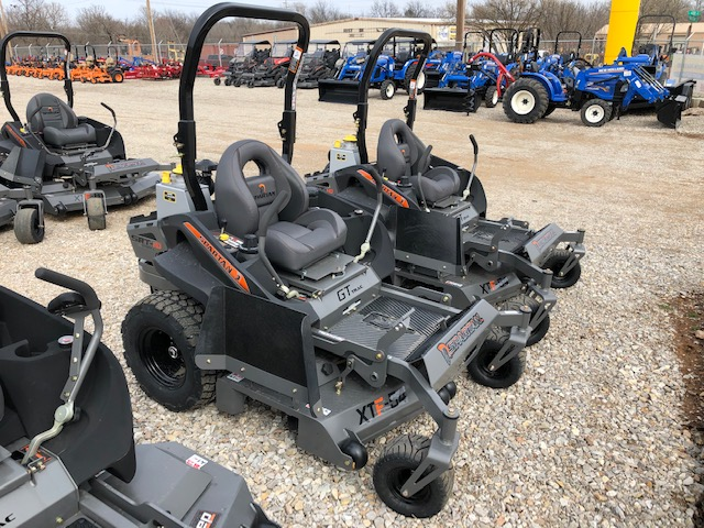 2019 Spartan Mowers SRT HD Vanguard 37HP - 54