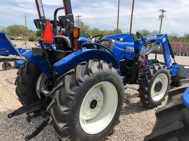 2019 New Holland Agriculture Workmaster™ Utility 50 - 70