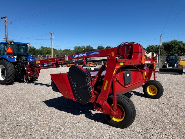 2019 New Holland Agriculture Discbine® 313 (Roll) for sale in Duncan
