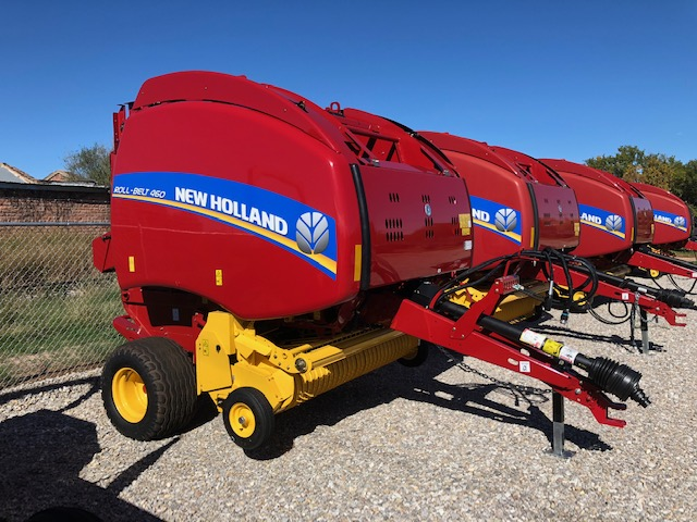 2018 New Holland Agriculture Roll-Belt™ Round Baler Roll-Belt™ 460