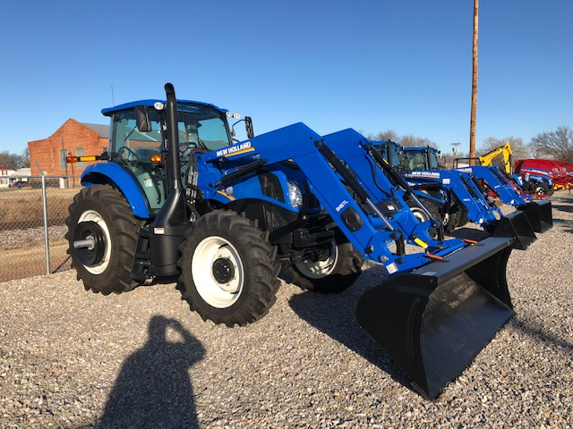 2018 New Holland Agriculture TS6 Series - Tier 4B TS6 140