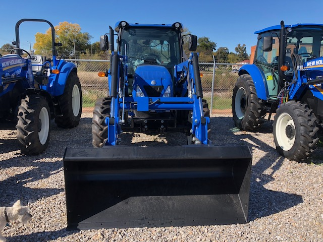 2018 New Holland Agriculture Workmaster™ Utility 55 - 75
