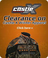 Clearance on Castle X Winter Apparel. Click here.