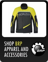 Shop BRP Apparel and accessories