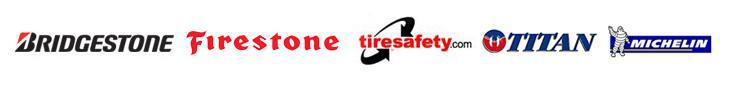 We proudly offer products from Bridgestone, Firestone, Titan, and Michelin®. We are affiliated with Tire Safety.com.