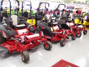 Andersons Sales Service Sells Repairs Outdoor Power Equipment