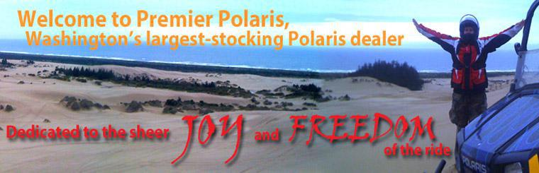 Welcome to Premier Polaris