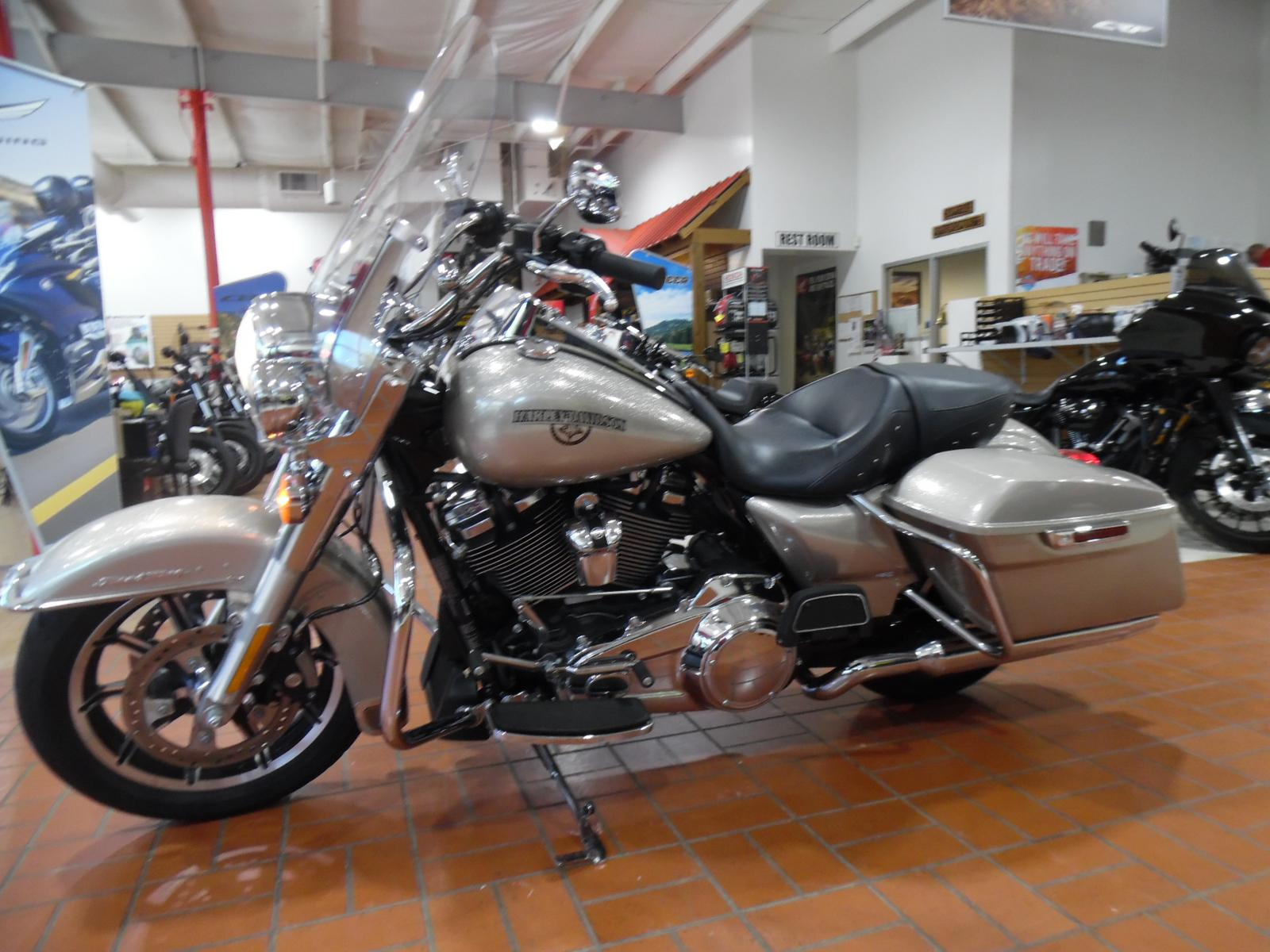 Road King For Sale >> 2018 Harley Davidson Road King Efi
