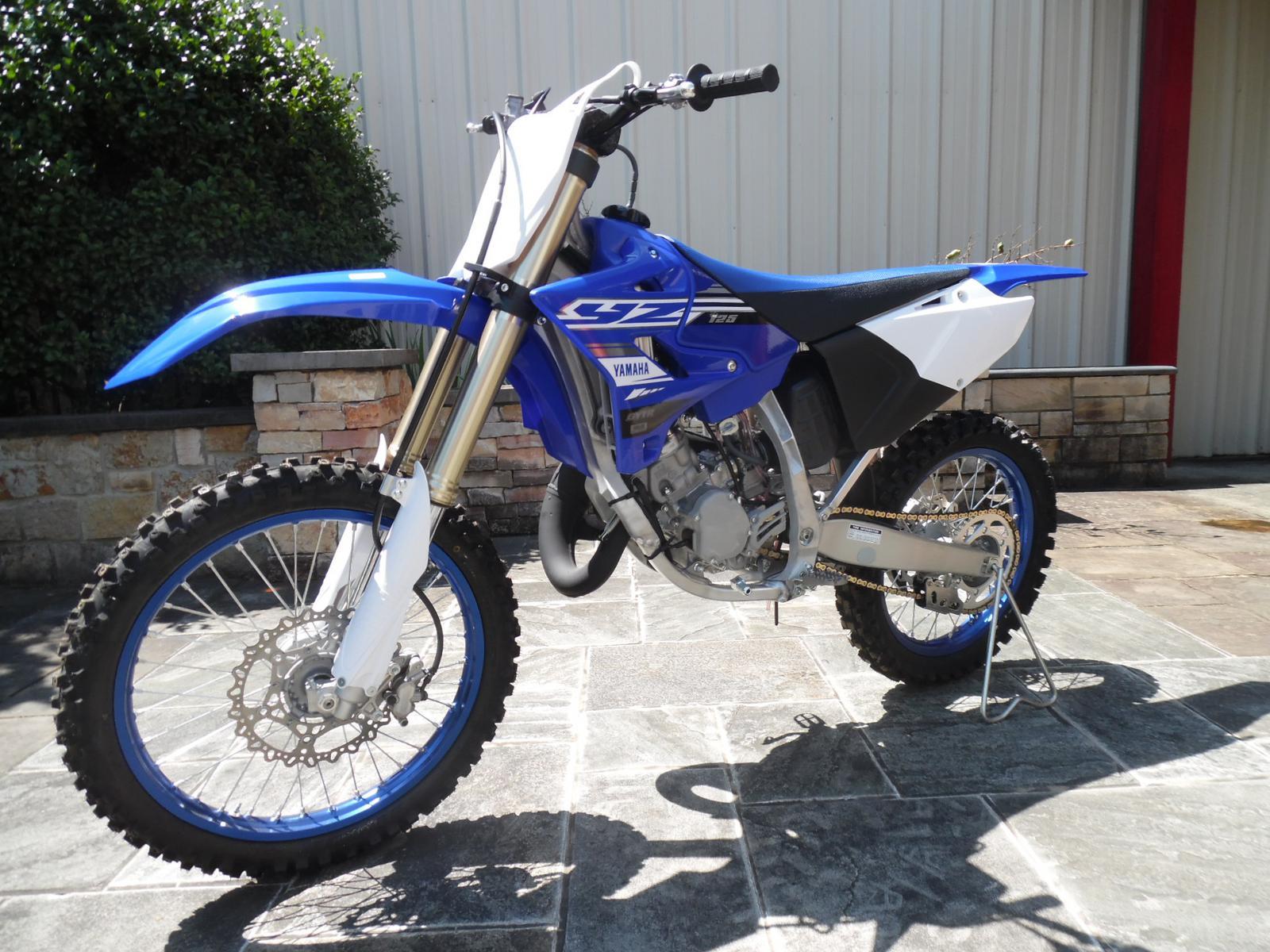 2019 Yamaha YZ 125
