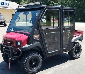 2019 Kawasaki MULE™ 4010 Trans4x4® for sale in Powhatan, VA