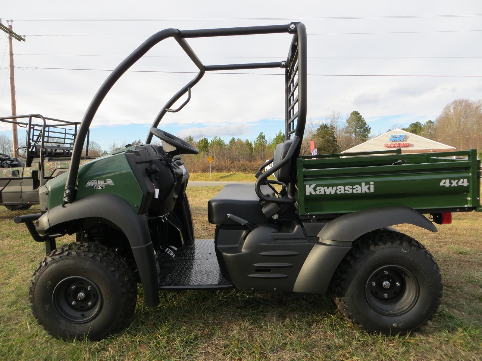 2018 Kawasaki MULE SX™ 4x4 for sale in Powhatan, VA. Ultimate Cycle
