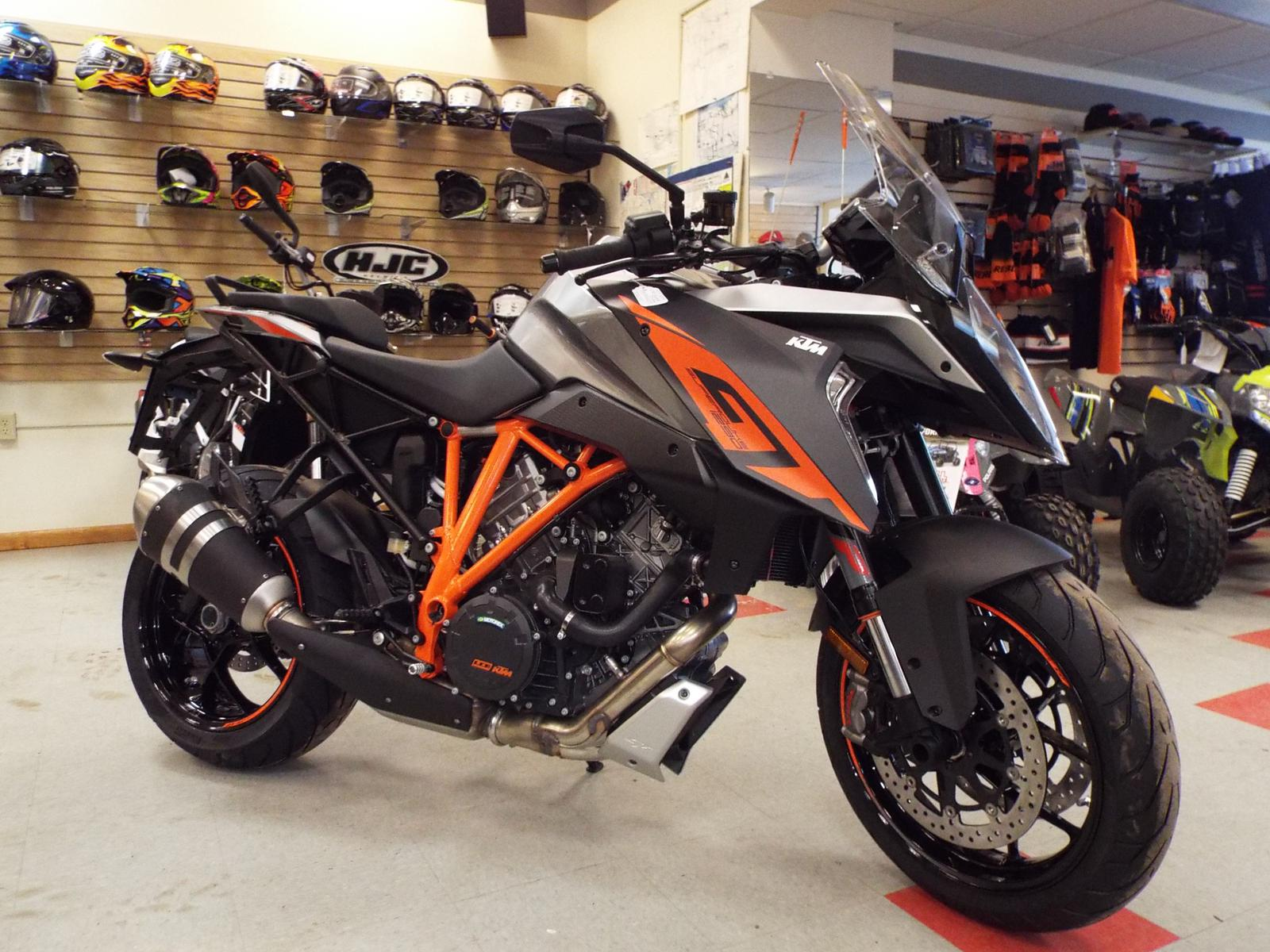 2017 ktm 1290 super duke gt for sale in farmington, ny. o'neill