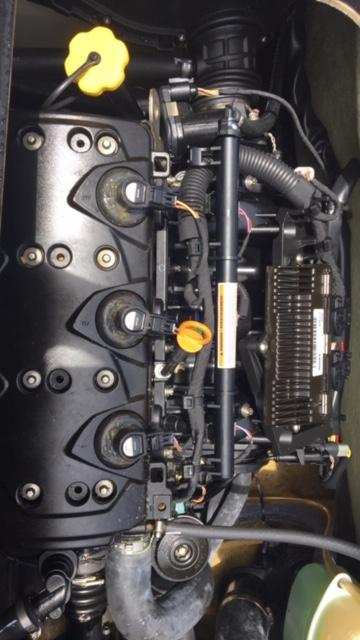 2012 Sea-Doo GTI SE 155