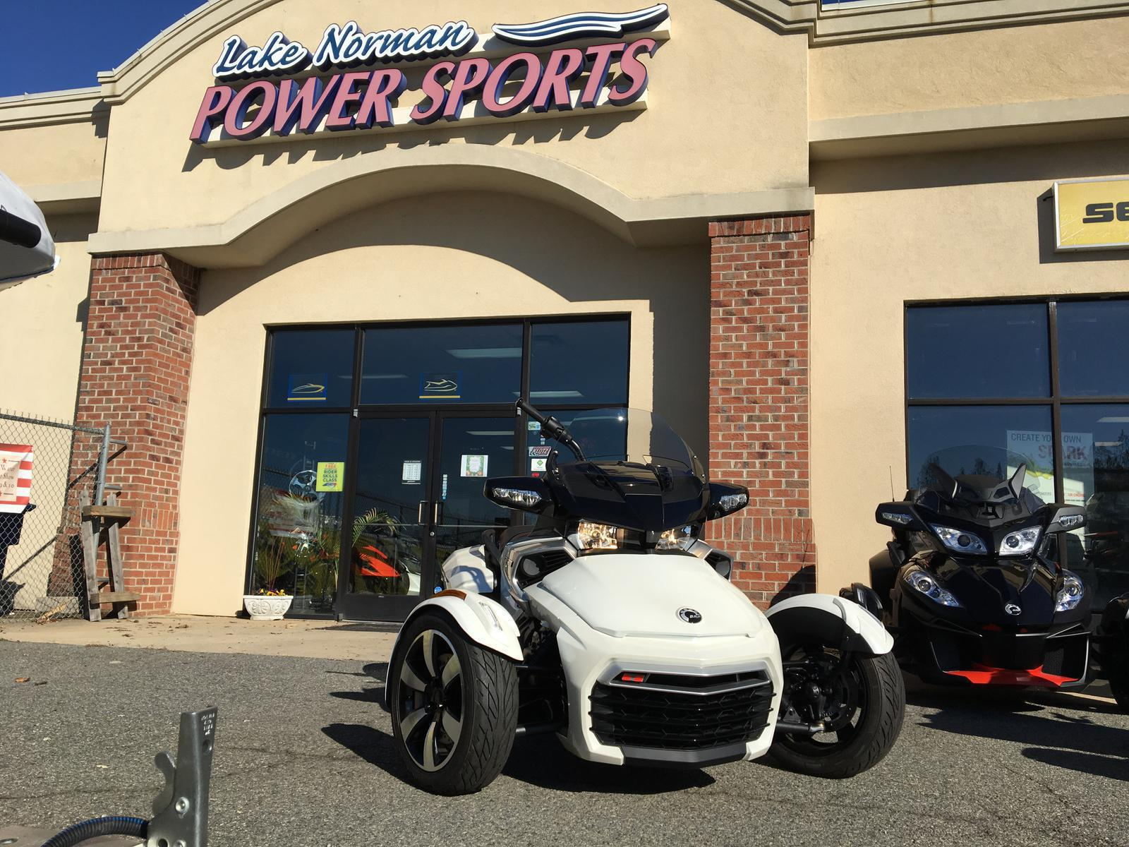 2016 Can Am Spyder F3 T SE6 w Audio System for sale in CORNELIUS