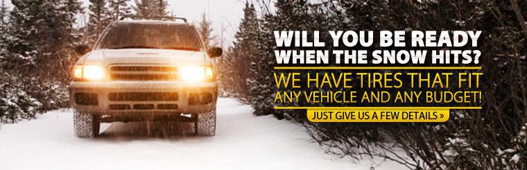 Will you be ready when the snow hits?