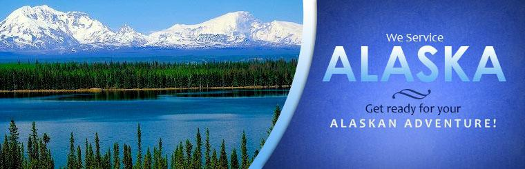 We service Alaska. Click here for more details on our automotive services and get ready for your Alaskan adventure.