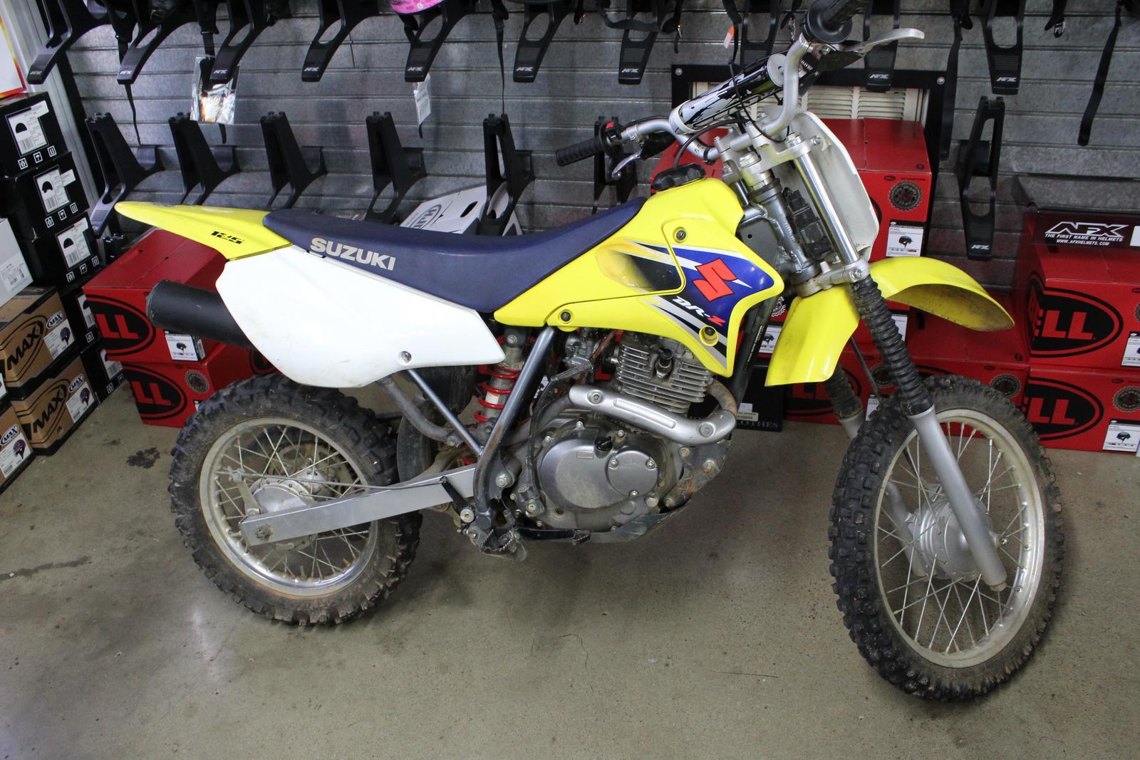2007 Suzuki DRZ-125