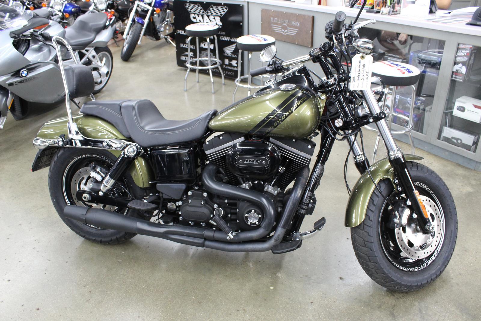 2016 Harley-Davidson® FXDF DYNA FAT BOB