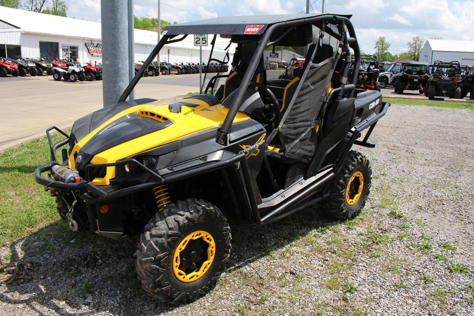 Can Am Commander For Sale Paducah Ky >> 2011 Can Am Commander 1000 X For Sale In Paducah Ky Chase