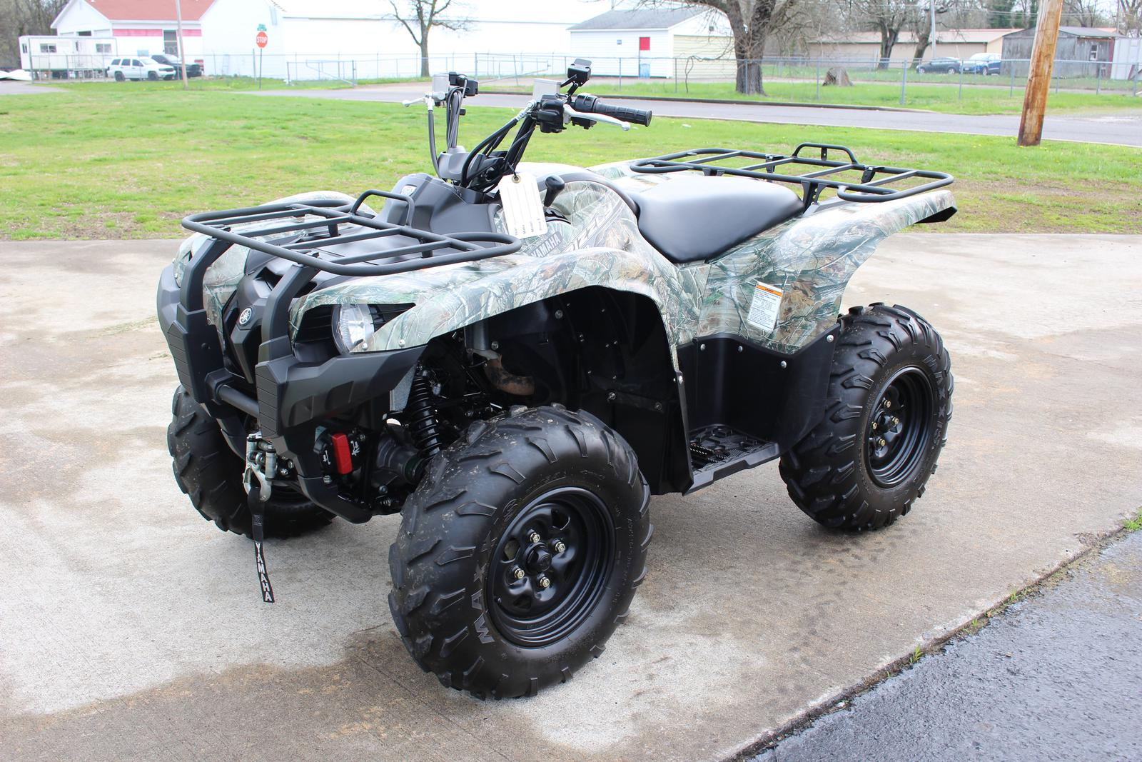 2013 Yamaha GRIZZLY 700 EFI 4X4 EPS CAMO for sale in Paducah, KY ...