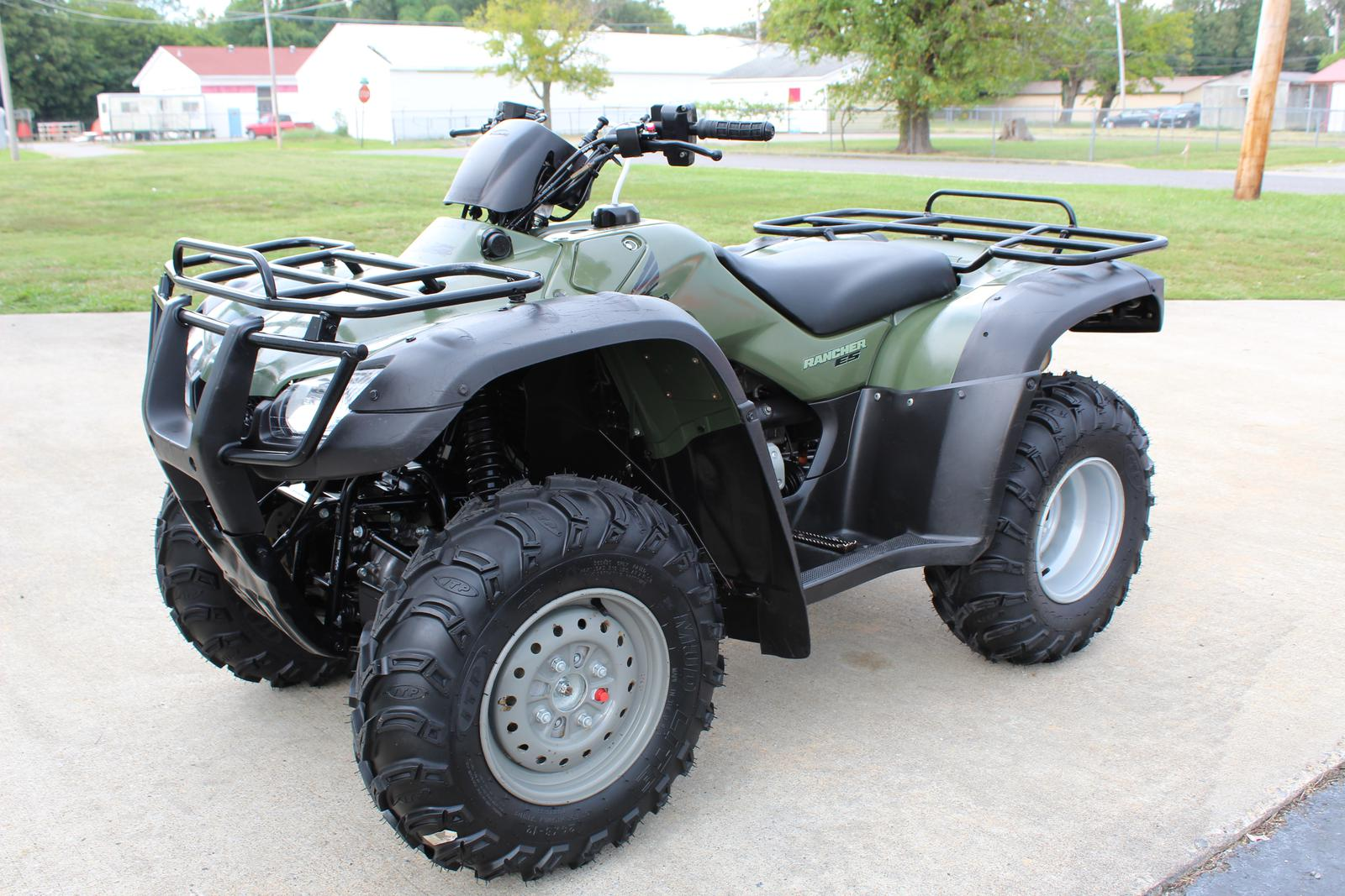 2005 Honda Rancher 350 4x4 Trx350fm For Sale In Paducah Ky Chase