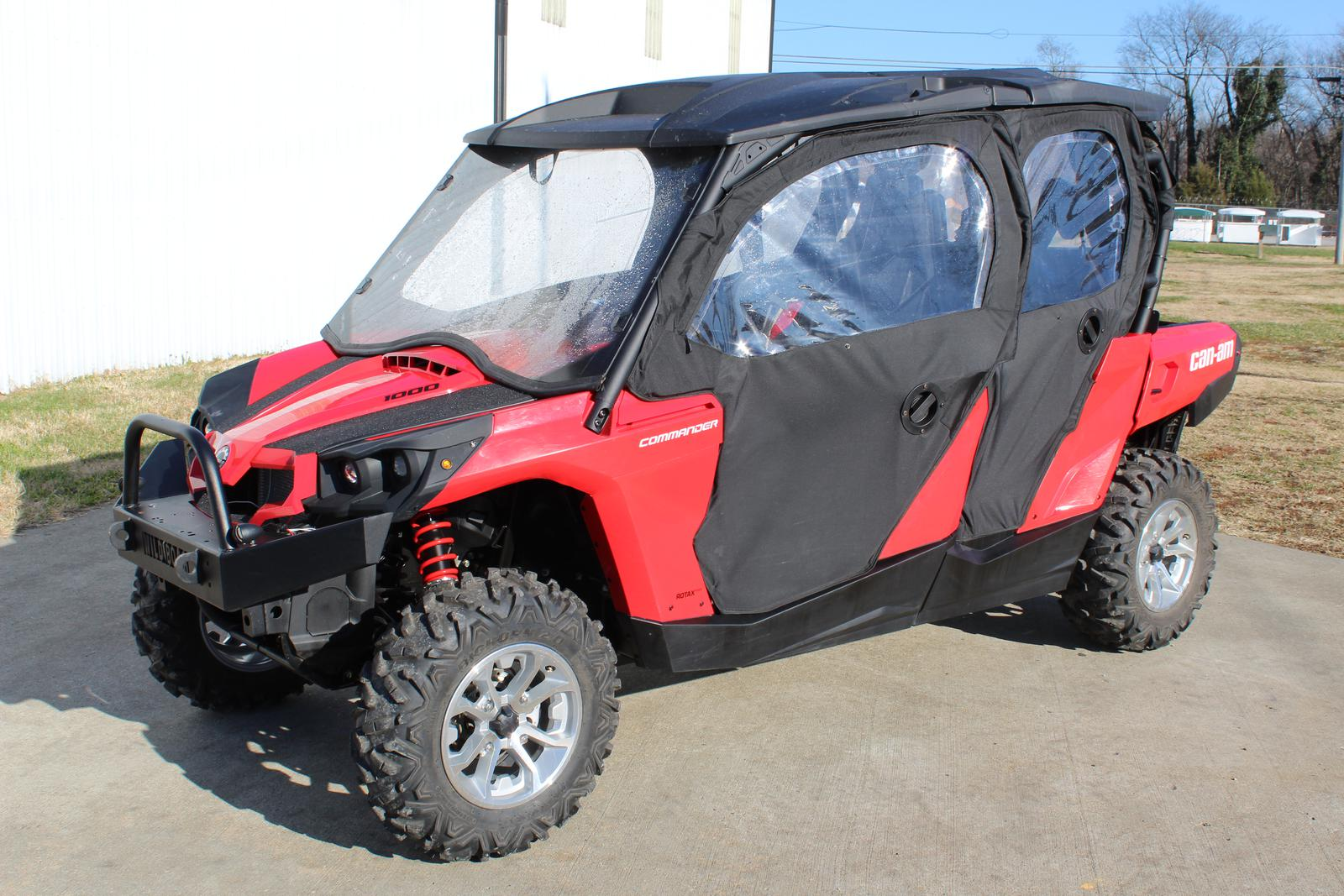 Can Am Commander For Sale Paducah Ky >> 2017 Can Am Commander Max 1000 Dps For Sale In Paducah Ky Chase