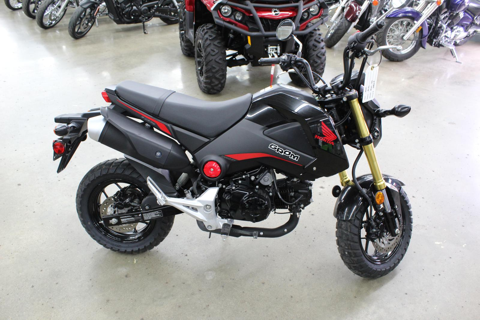 2015 Honda Grom 125 For Sale In Paducah Ky Chase Motorsports Inc
