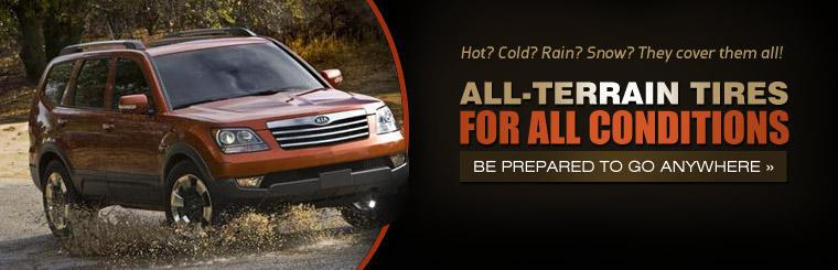 All-Terrain Tires for All Conditions