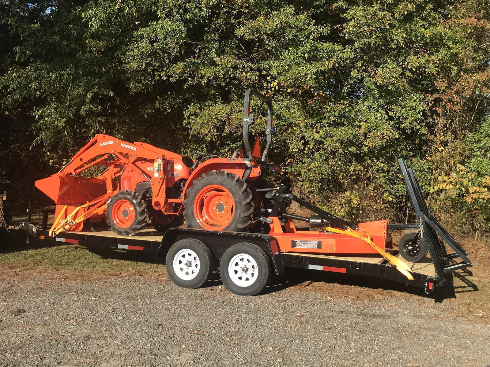 2018 Kubota L2501DT 4WD Package Deal for sale in Newberry, SC ...