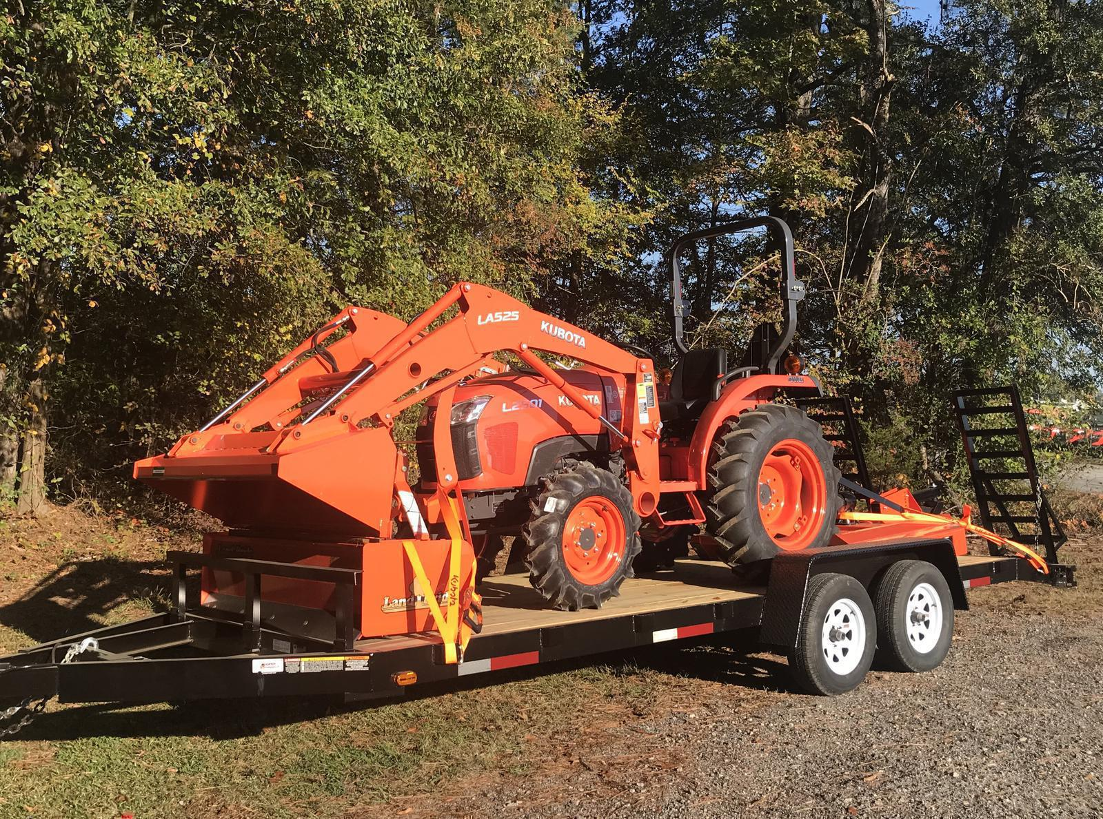 2017 Kubota L2501DT 4WD Package Deal for sale in Newberry, SC ...