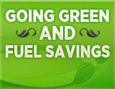 Going Green and Fuel Savings
