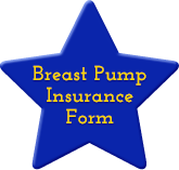 Breast Pump Insurance Form