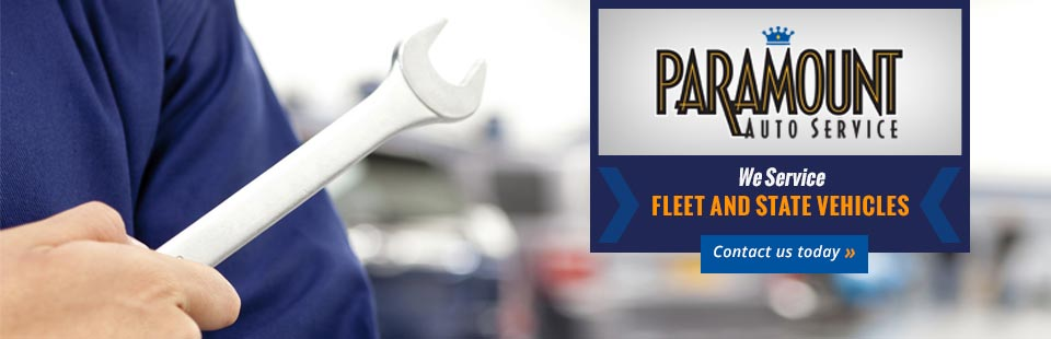 We service fleet and state vehicles!
