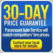 30-Day Price Guarantee
