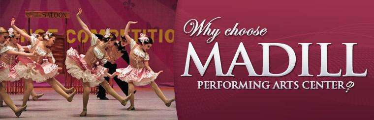 Why Choose Madill?