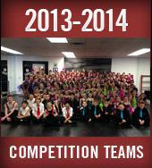 2013-2014 Competition Teams