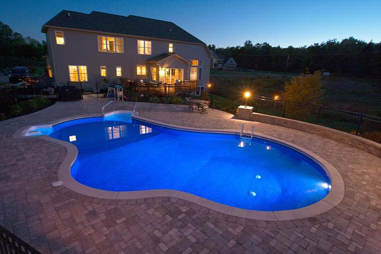 Small Semi Inground Pools http://www.pettispools.com/inground.htm