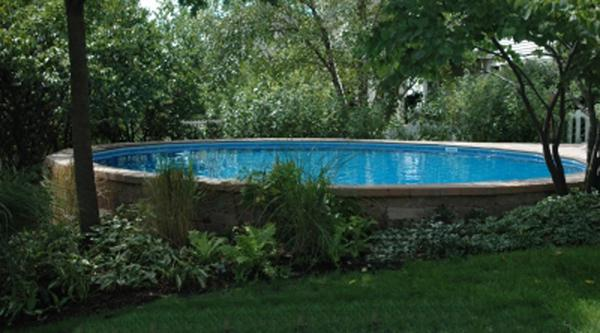 Semi In or Above Ground Pools