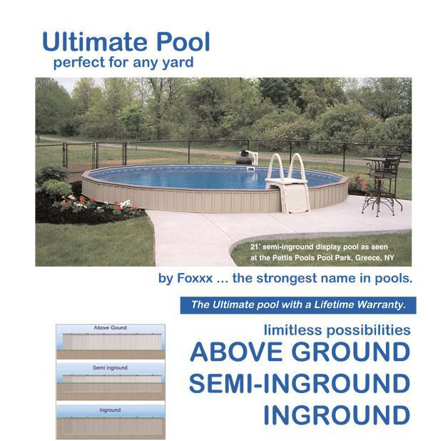 Check out our ultimate pool!