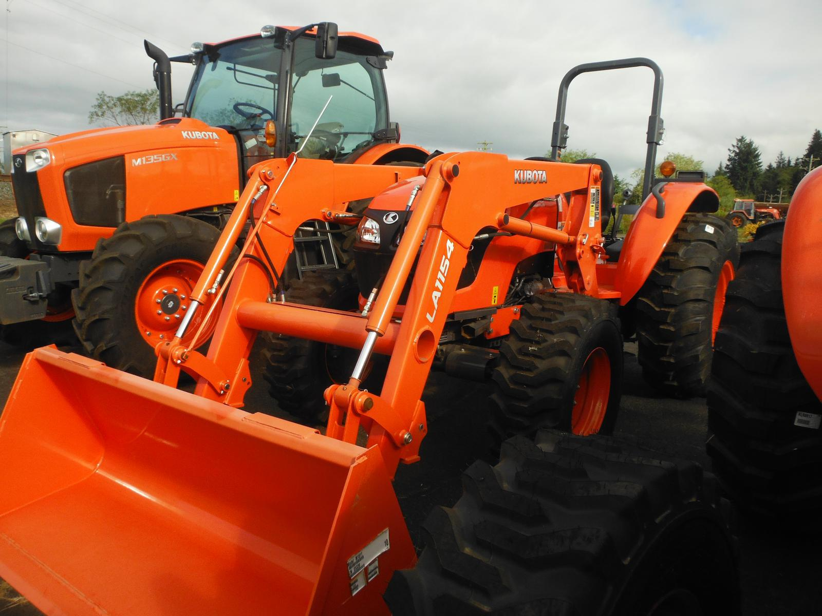 Kubota M5660SUHD 4WD for sale in Tillamook, OR  Boyd's