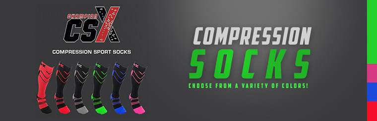 Compression Socks: Choose from a variety of colors!