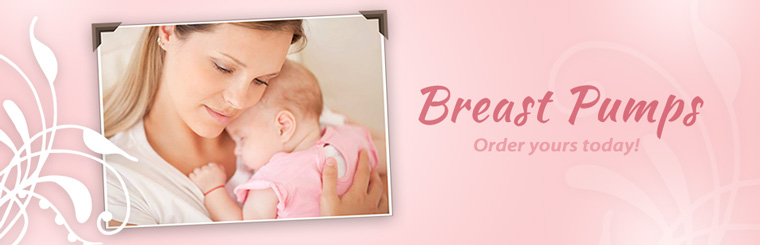 Breast Pumps: Order yours today!